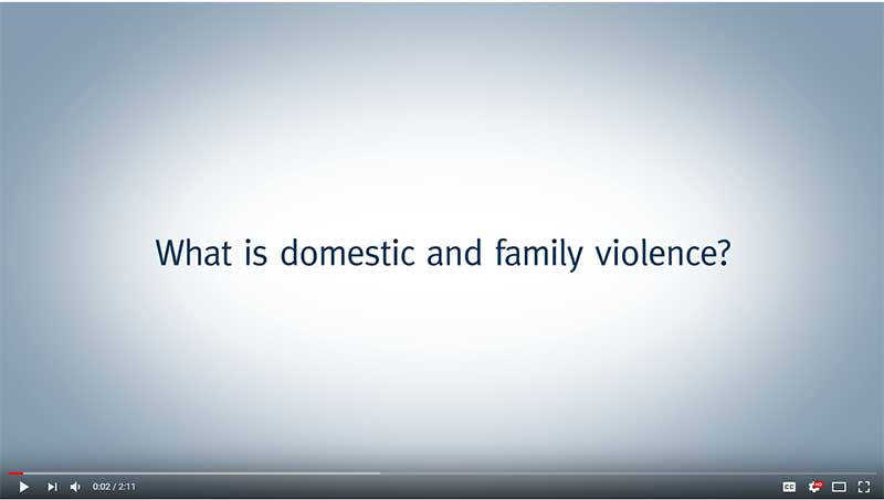 What is domestic and family violence? | Family Law Gold Coast | Advance Family Law